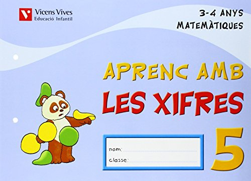 9788431678630: Aprenc Amb Les Xifres 5. 3-4 Anys - 9788431678630