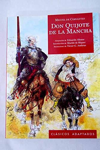 9788431678869: Don Quijote de la Mancha, ESO. Material auxiliar