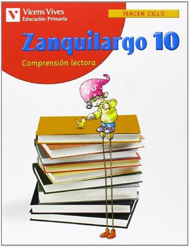 9788431679354: Zanquilargo 10. Cuaderno. Lengua Y Literatura
