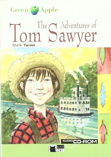 9788431680374: The adventures of Tom Sawyer, ESO. Material auxiliar