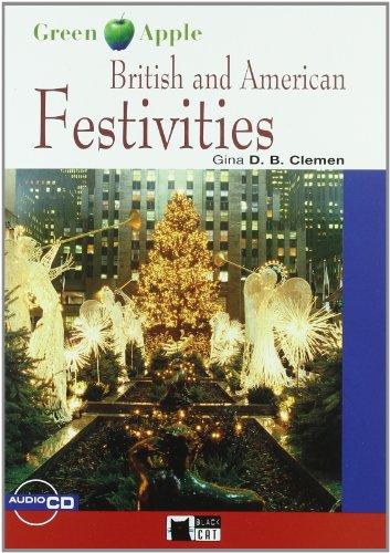 9788431680756: British And American Festivities+Cd N/E