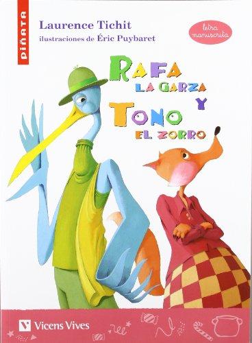 9788431680800: Rafa La Garza (letra Manuscrita)