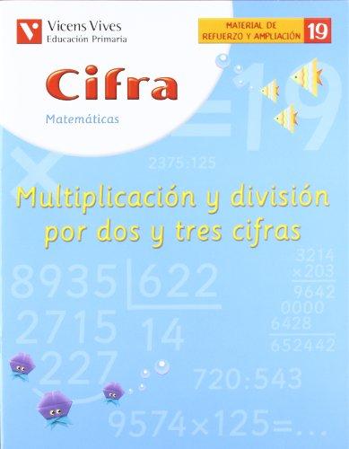 9788431680893: Cifra C-19 Multip.y Division 2 Y 3 - 9788431680893