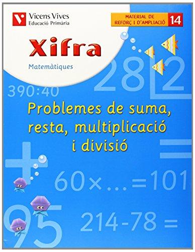 9788431680954: Xifra Q-14 Probl.suma,Resta,Mult,Di - 9788431680954