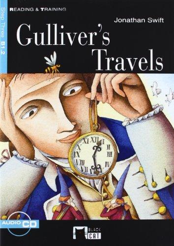 Gulliver's Travels+cd N/e: The Black Cat
