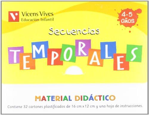 9788431681203: Caja De Secuencias Temporales P4. Juegos Didacticos (Juegos Didácticos) - 9788431681203