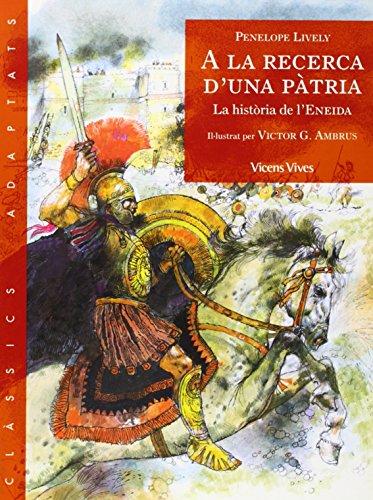 9788431681401: A La Recerca D'una Patria (Clàssics Adaptats) - 9788431681401