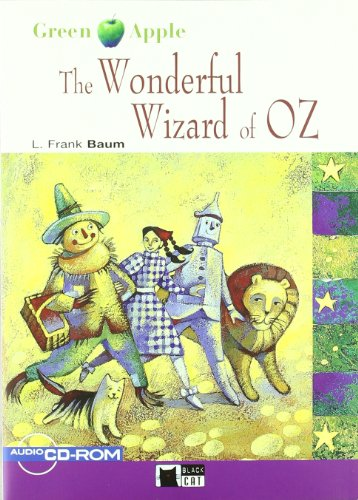 9788431681500: The Wonderful Wizard Of Oz+cd-rom (Black Cat. Green Apple)