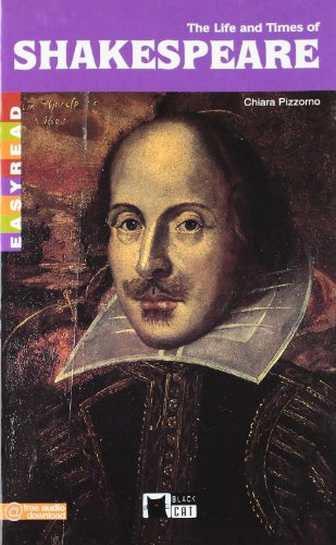 9788431681555: The Life And Times Of Shakespeare (audio @) (Black Cat. Easyreads)
