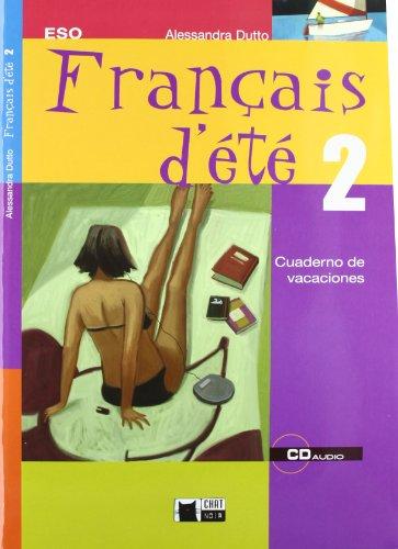 9788431682217: Français d'éte 2. Livre + CD