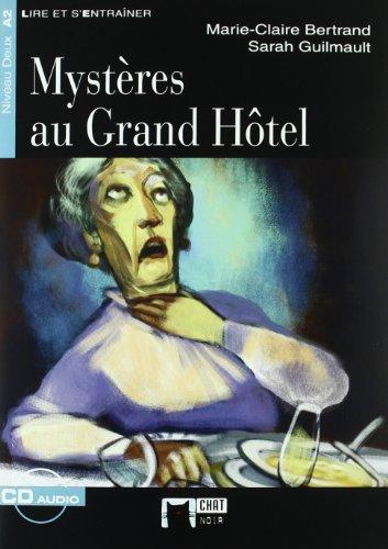 9788431682378: Mysteres Au Grand Hotel+cd (Chat Noir. Lire Et S'entrainer)
