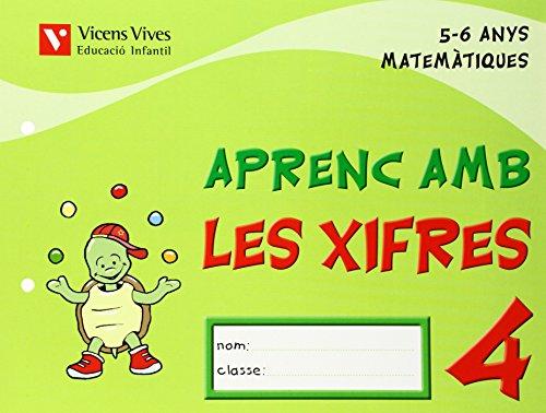9788431682545: Aprenc Amb Les Xifres Q4 (5-6 Anys)