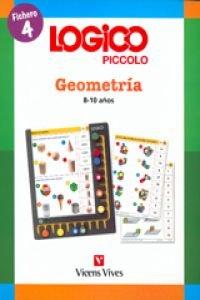 9788431682637: Logico Piccolo Geometria. Fichero 4. Matematicas