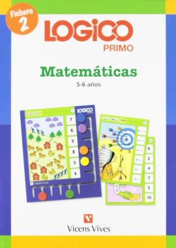 9788431682729: Logico Primo Matematicas 2. 5-6 Años - 9788431682729