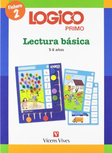 LOGICO PRIMO LECTURA BASICA 2 (5-6): Varios