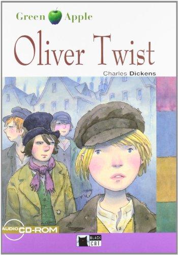 9788431683207: Oliver Twist+cd/cd-rom N/e