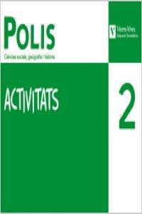 9788431685683: Polis 2 Activitats. Ciencies Social, Geografia I Historia