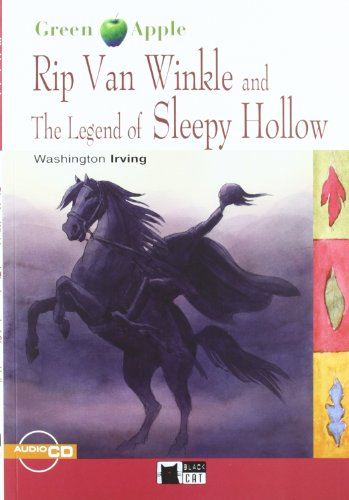 RIP VAN WINKLE + LEGEND OF SLEEPY: W. IRVING