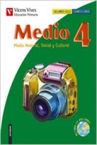 9788431686680: Medio 4 Asturias Libro Del Alumno. Medio Natural,