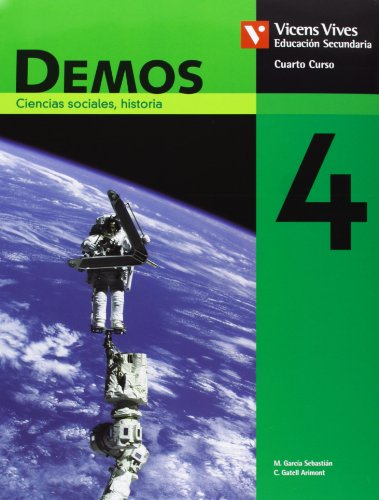 9788431687571: Demos 4. Castilla-La Mancha