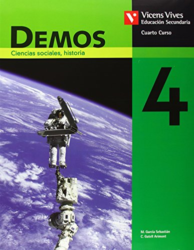 9788431687892: Demos 4. Extremadura