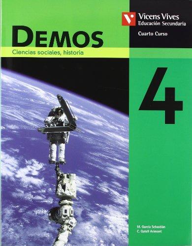 9788431687908: Demos 4. La Rioja