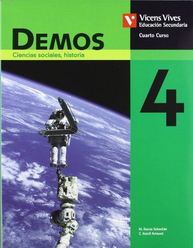 9788431687915: Demos 4. Navarra
