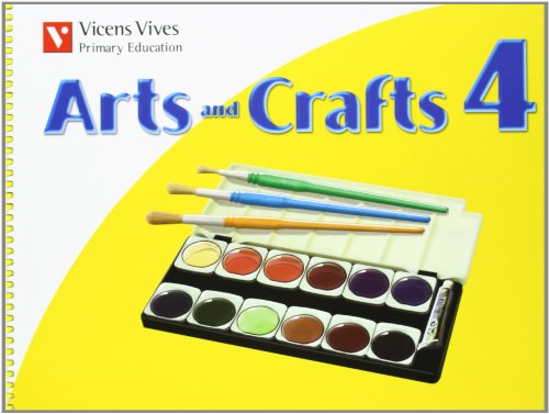9788431688851: Arts And Crafts 4