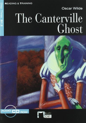9788431688875: The Canterville Ghost + Cd Rom (Black Cat. reading And Training)