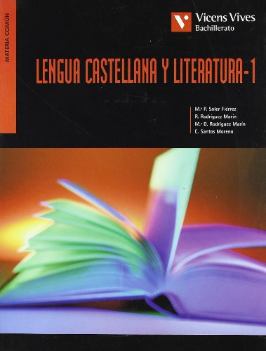9788431689131: Lengua castellana y literatura 1. Liter. del S.XX