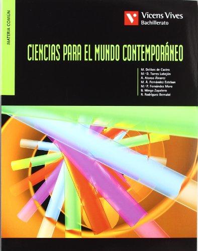 9788431689179: Ciencias Para El Mundo Contemporaneo