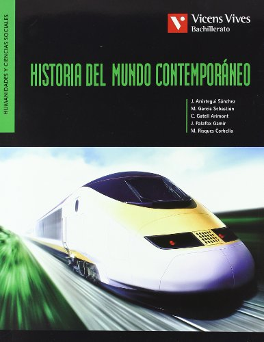 Historia del mundo contemporáneo [Perfect Paperback] by