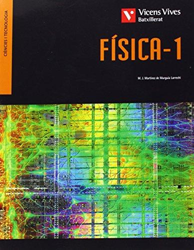 9788431689322: Física 1-9788431689322