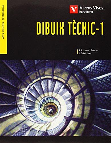 9788431689346: Dibuix Tecnic 1