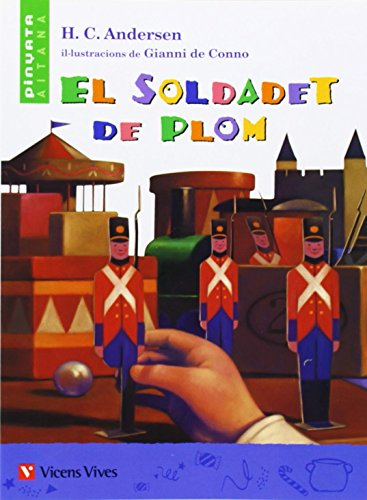 9788431689728: El Soldadet De Plom. Material Auxiliar. Educacio Primaria (Col.lecció Pinyata Aitana) - 9788431689728