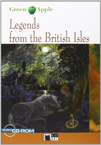 9788431690236: Legends From The British Isles+cd (Black Cat. Green Apple)