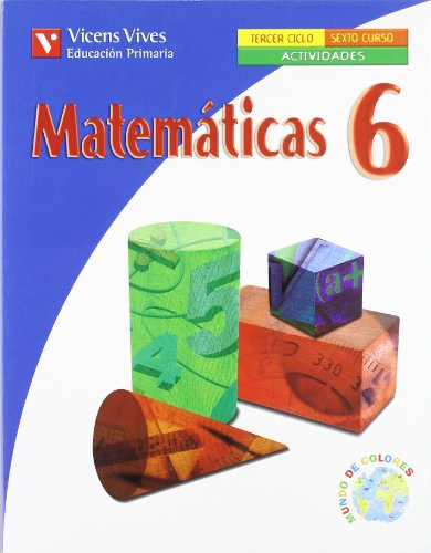 9788431690380: Matematicas 6 Actividades - 9788431690380