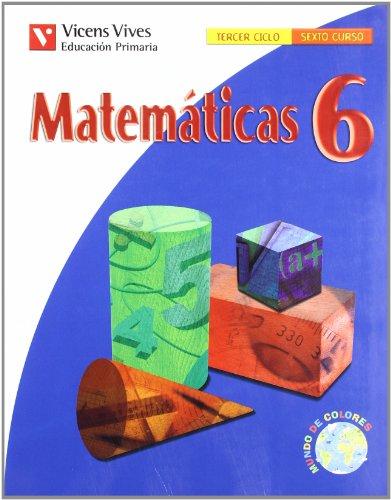 9788431690397: Matemáticas 6