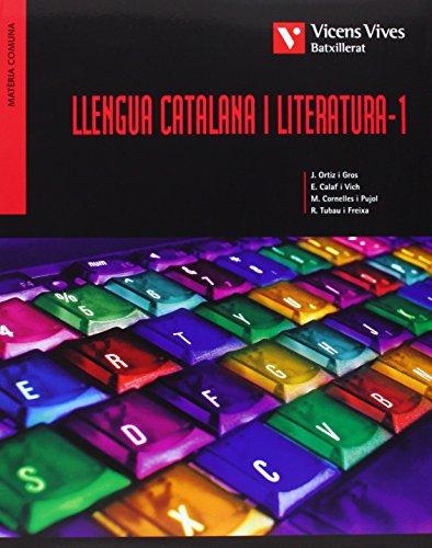 9788431690540: Llengua Catalana I Literatura 1º Batx. - Separata