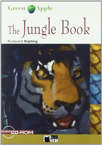 9788431690557: The jungle book, ESO. Material auxiliar