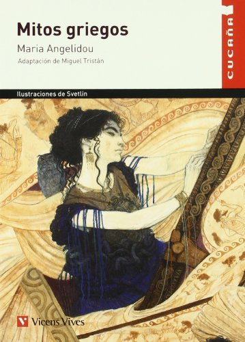 9788431690656: Mitos griegos / Greek Myths (Cucana) (Spanish Edition)