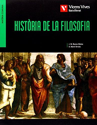 9788431691677: (CAT).(10).HISTORIA FILOSOFIA 2N BATXILLER