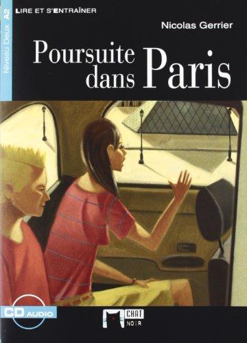 9788431691783: Poursuite Dans Paris+cd (Chat Noir. Lire Et S'entrainer)