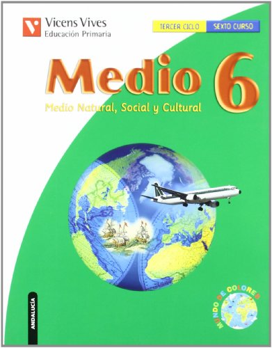 9788431691875: Medio 6 Andalucia - 9788431691875