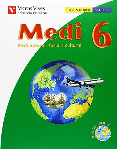 9788431692193: Medi 6 Catalunya - 9788431692193