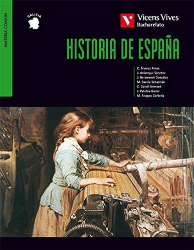 9788431692599: Historia De España (galego) - 9788431692599
