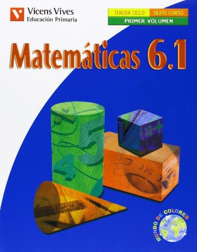 9788431693428: Matematicas 6 (6.1-6.2-6.3)