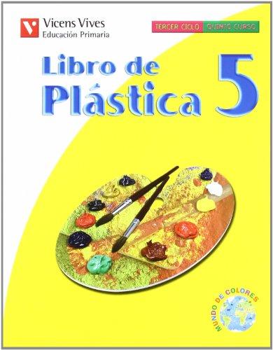 9788431693541: Plastica 5. Libro Del Alumno