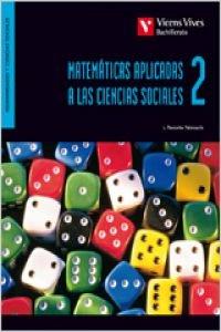 9788431693640: Matematicas 2 Ciencias Sociales. Segundo Curso