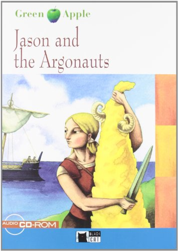 JASON AND THE ARGONAUTS, ESO. MATERIAL AUXILIAR: CIDEB EDITRICE